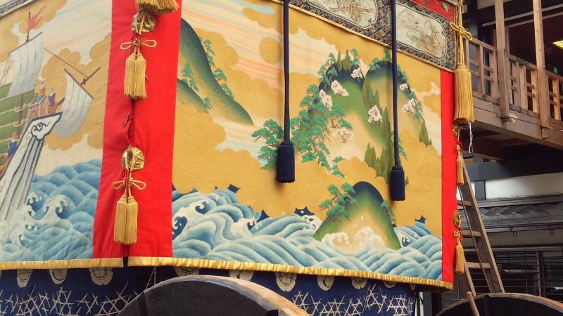 祇園祭 鶏鉾 / 京都 ブログ ガイド