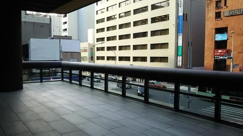 SUINA室町 2Fテラス / 京都 ブログ ガイド