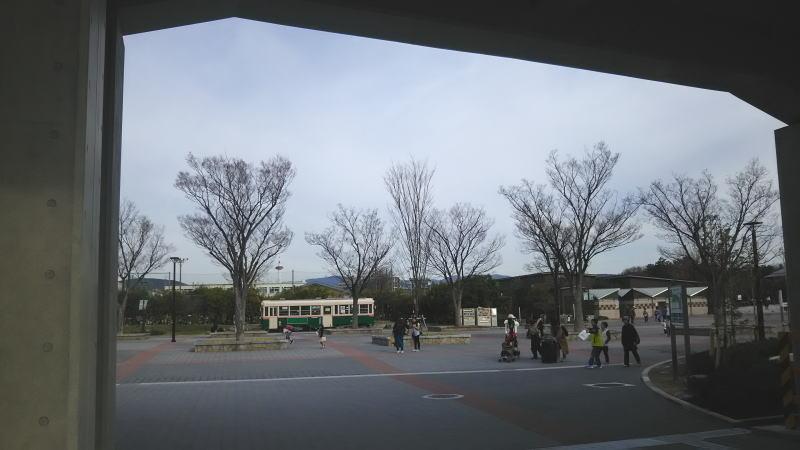 梅小路公園方向 / 京都 ブログ ガイド