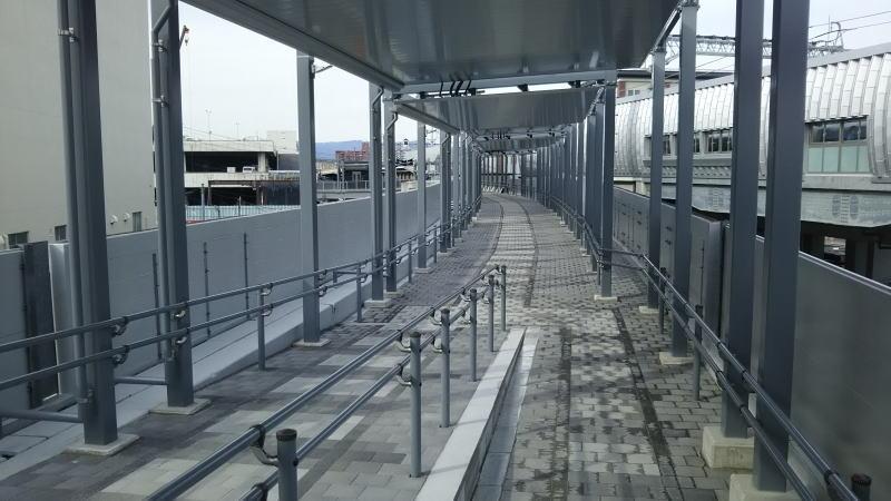 陸橋 / 京都 ブログ ガイド