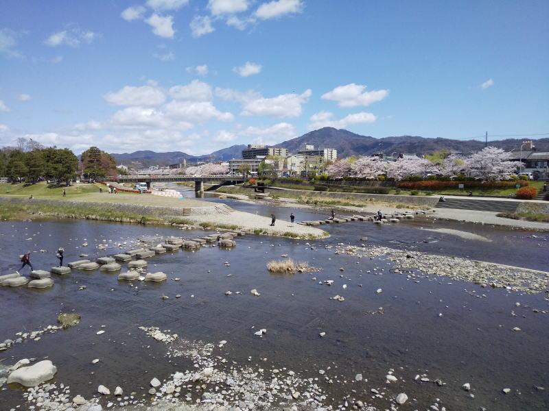 鴨川デルタ 2019 / 京都 ブログ ガイド