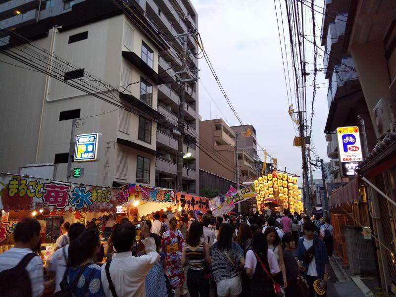 2019 祇園祭 前祭 屋台/ 京都 ブログ ガイド