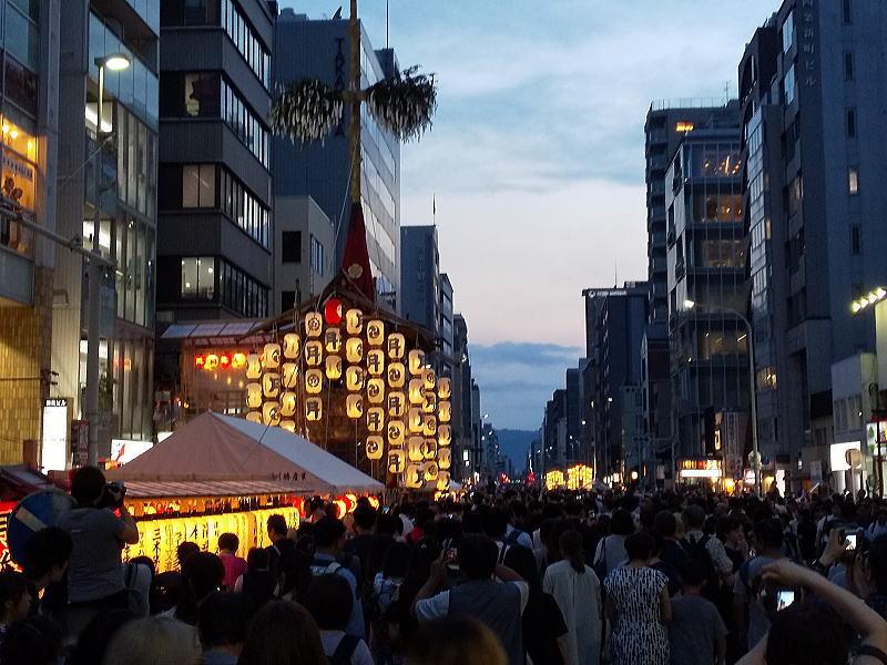 2019 祇園祭 前祭 宵山/ 京都 ブログ ガイド