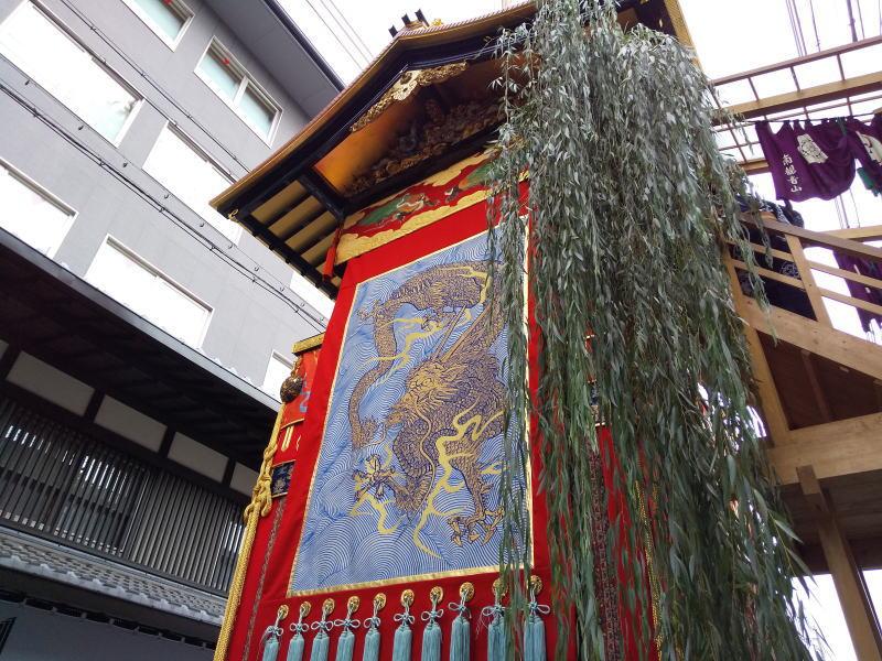 2019 祇園祭 後祭 南観音山/ 京都 ブログ ガイド