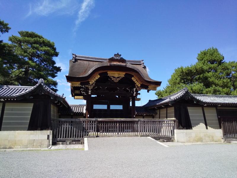 京都御所 / 京都 ブログ ガイド