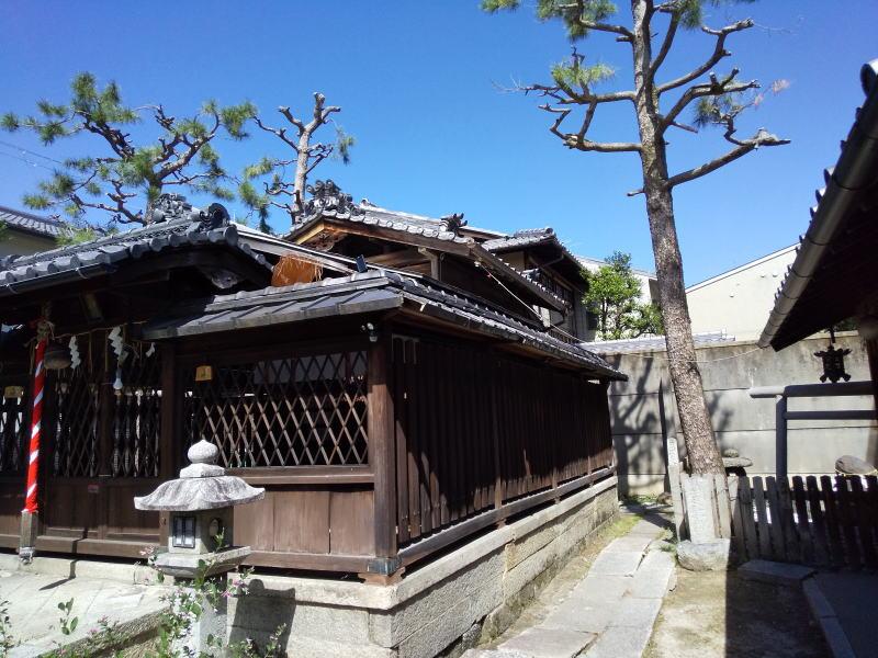 幸神社 / 京都 ブログ ガイド