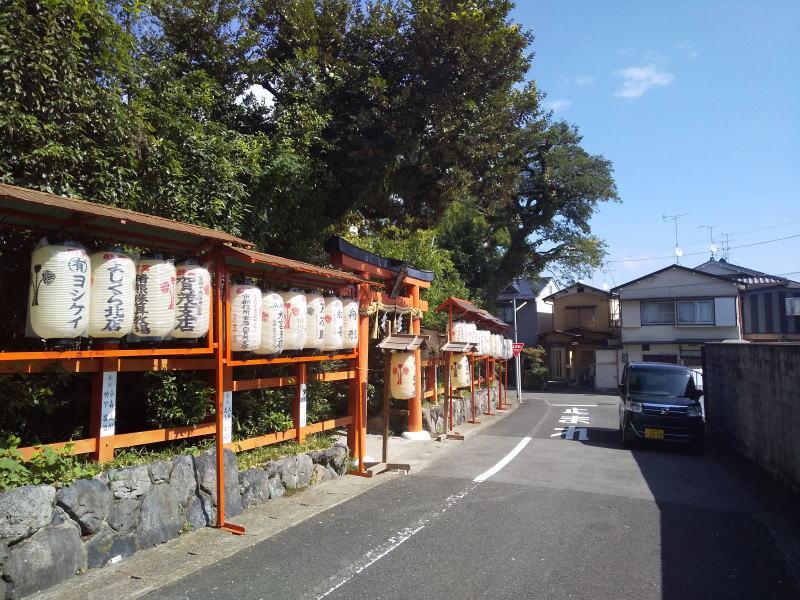大将軍神社 / 京都 ブログ ガイド