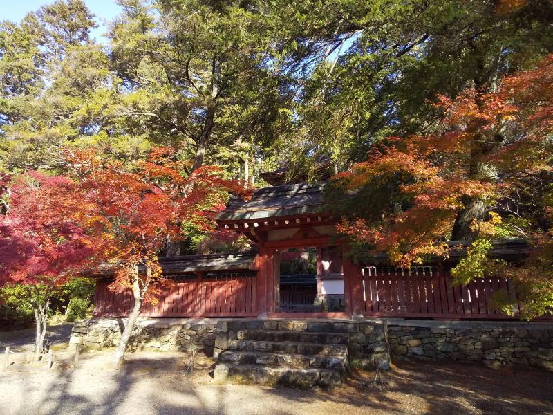 和気公霊廟 / 京都 ブログ ガイド