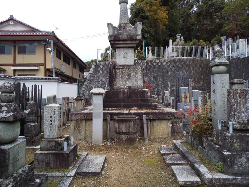 江のお墓 / 京都 ブログ ガイド