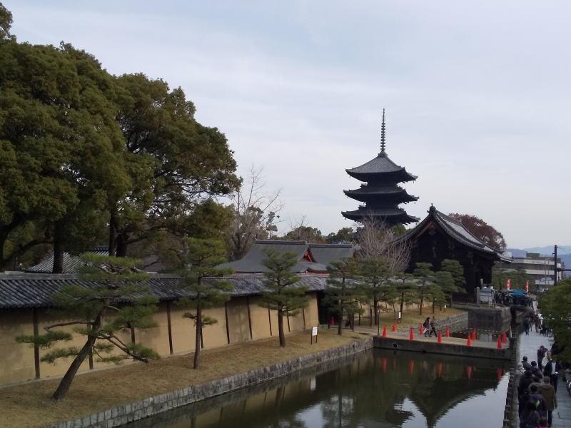 五重塔 / 京都 ブログ ガイド