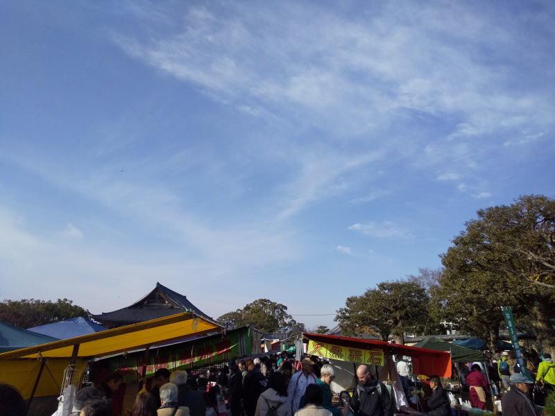 終い弘法 2019 / 京都 ブログ ガイド