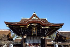 京都 神社 ご利益 学業成就・合格祈願 北野天満宮 終い天神 2019 / 京都 ブログ ガイド