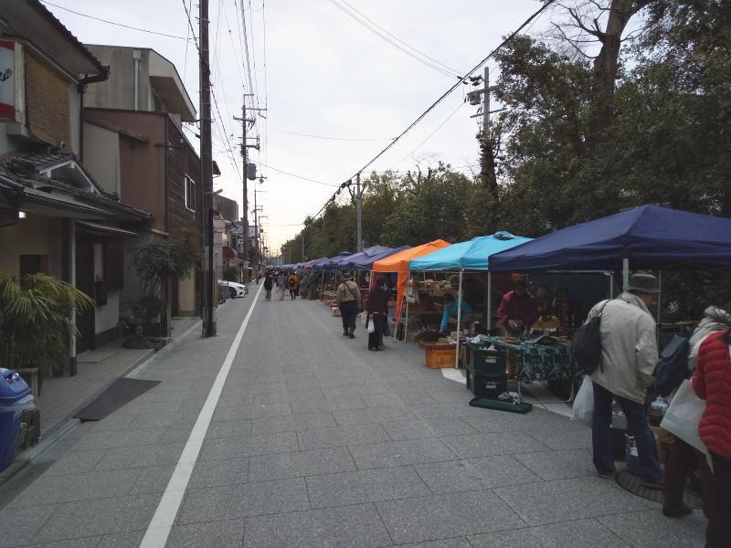 天神さん / 京都 ブログ ガイド