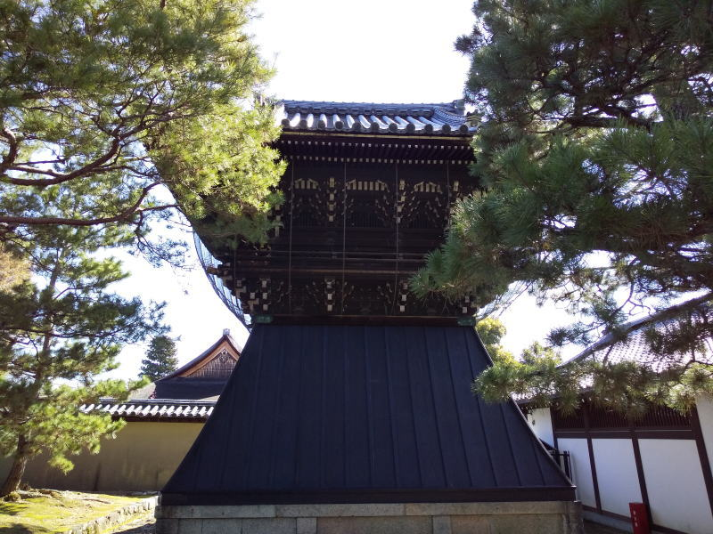 鐘楼 / 京都ブログガイド