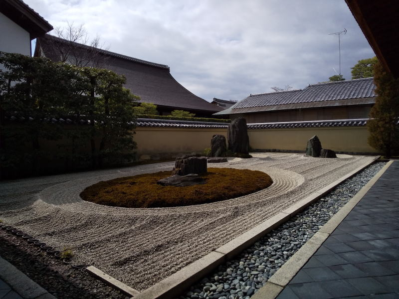 龍源院 / 京都 ブログ ガイド