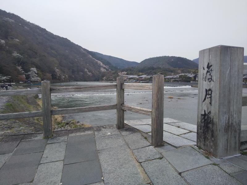 嵐山 桜 2020 /京都 ブログ ガイド