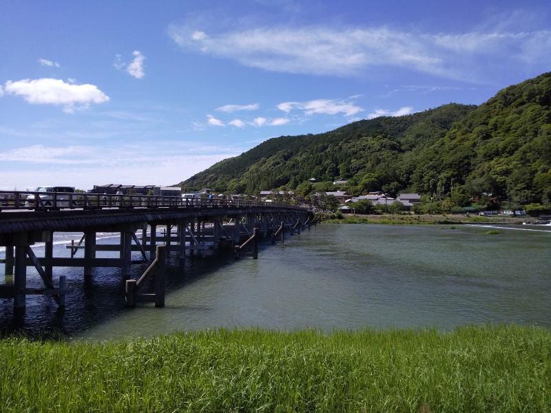 嵐山 ・ 嵯峨野 青紅葉 2020 / 京都 ブログ ガイド