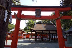吉田神社 / 京都 ブログ ガイド