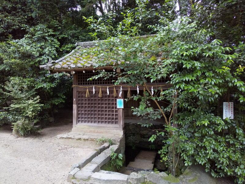 桐原水(きりはらすい) / 京都 ブログ ガイド