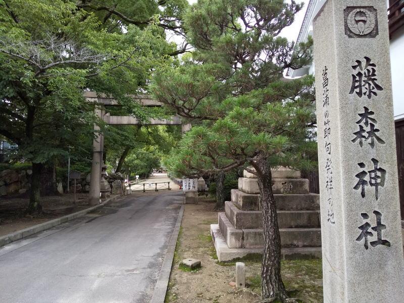 藤森神社 / 京都 ブログ ガイド