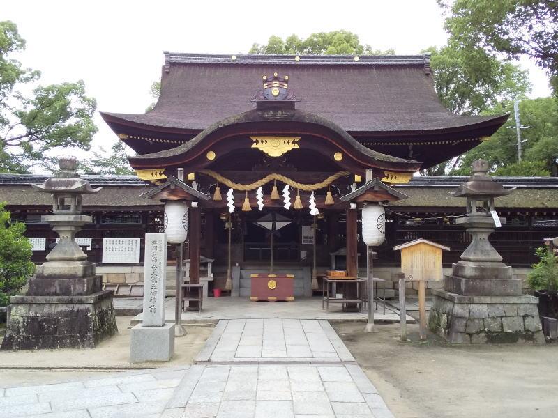 京都 神社 ご利益 藤森神社 / 京都 ブログ ガイド