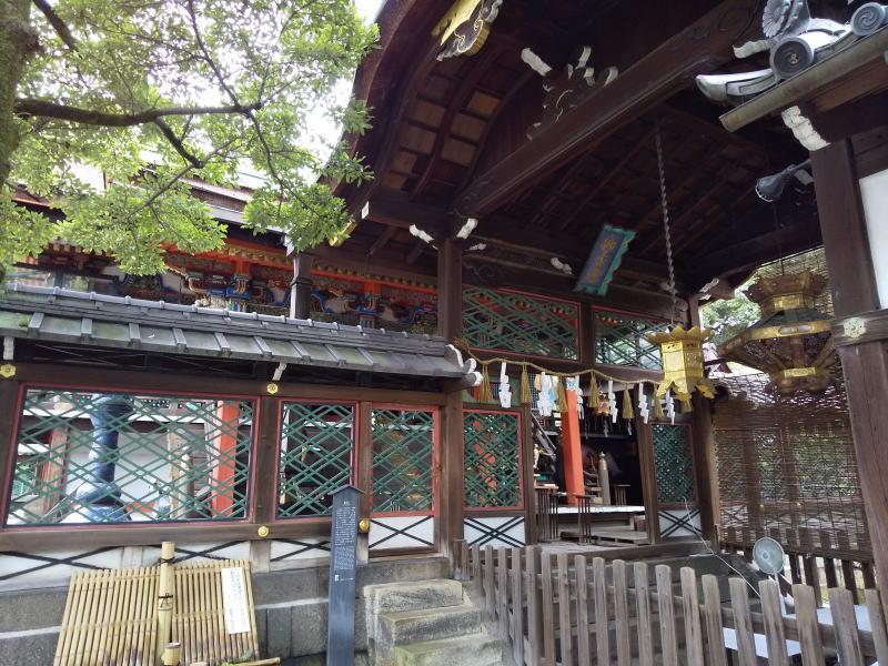 御香宮神社 /京都 ブログ ガイド