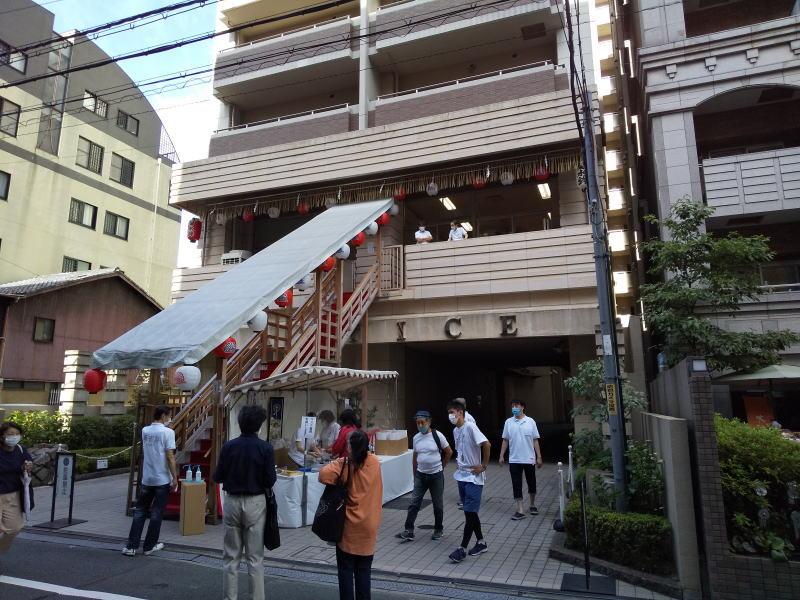 菊水鉾粽販売/京都ブログガイド