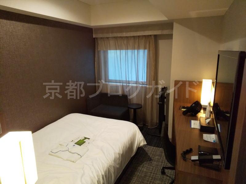 ホテルユニゾ京都四条烏丸 / 京都 ブログ ガイド