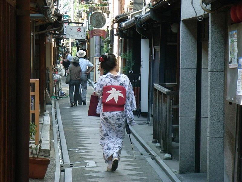 先斗町 / 京都ブログガイド