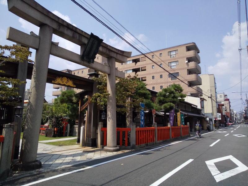 大和大路通 ・ 縄手通 / 京都 ブログガイド