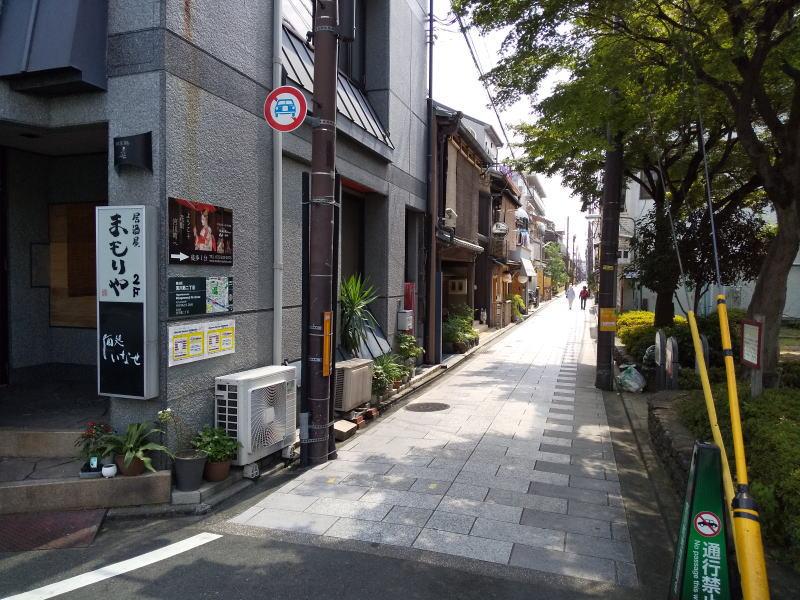 宮川町通 / 京都 ブログ ガイド