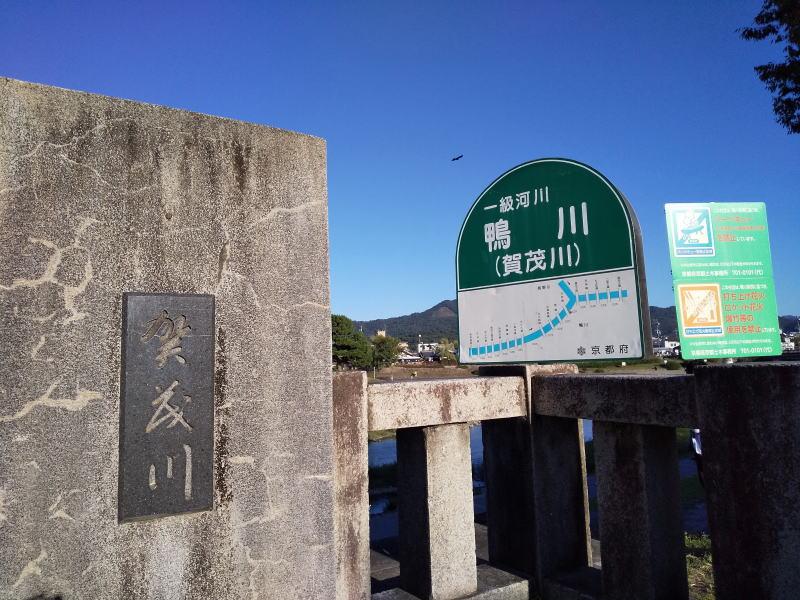 鴨川 & 賀茂川 / 京都 ブログ ガイド
