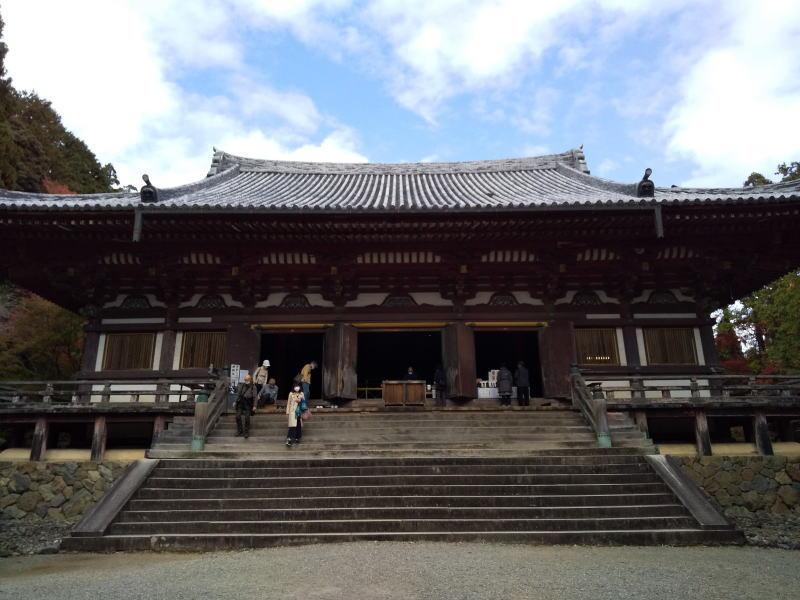 神護寺金堂 / 京都ブログガイド