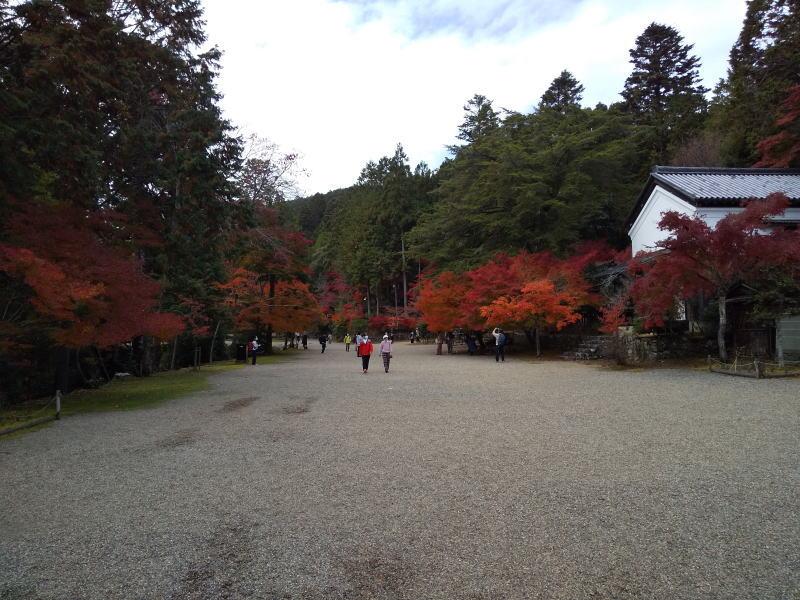 神護寺境内 / 京都ブログガイド