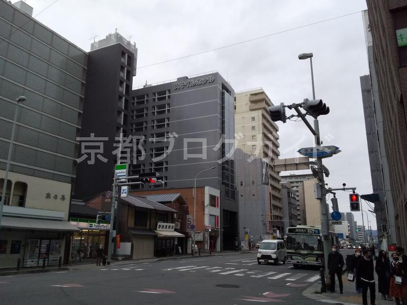 スマイルホテル京都四条 / 京都ブログガイド