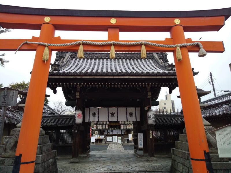 下御霊神社 / 京都 ブログガイド
