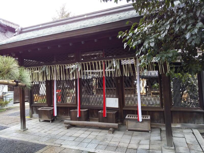 三社 / 京都 ブログガイド