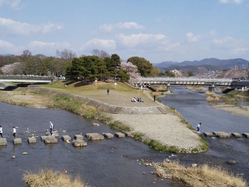 鴨川デルタ / 京都ブログガイド