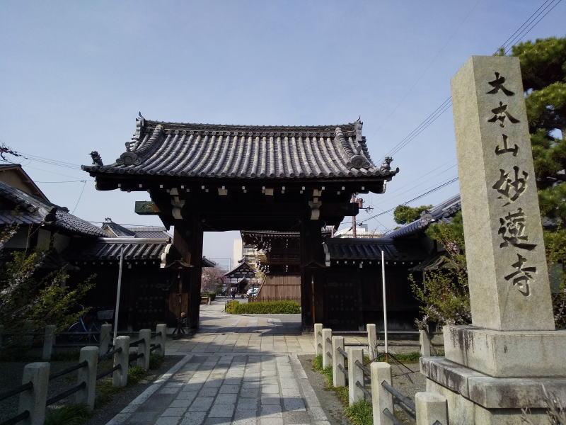 妙蓮寺 2021 / 京都ブログガイド