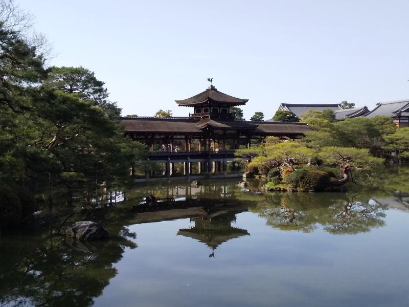 平安神宮橋殿 / 京都ブログガイド
