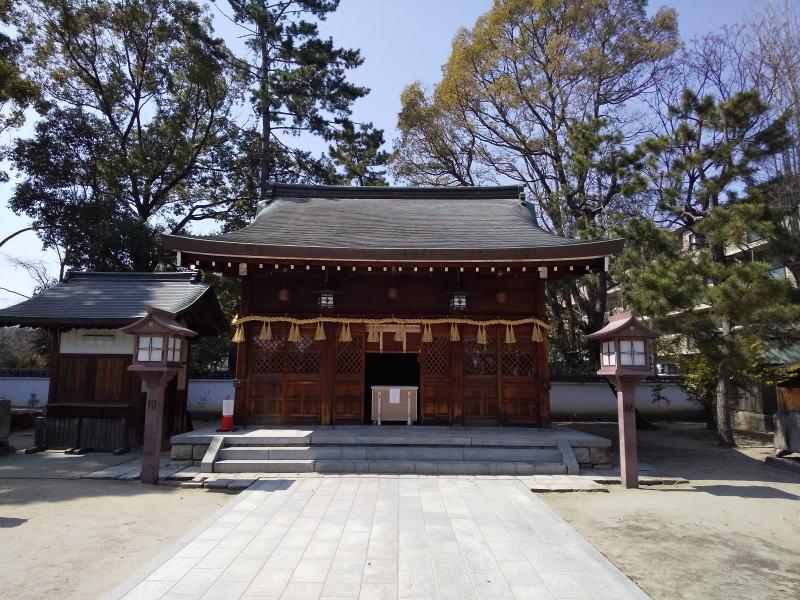 与杼神社(よどじんじゃ) / 京都ブログガイド