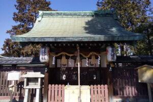 若宮八幡宮 ( 陶器神社 ) 本殿