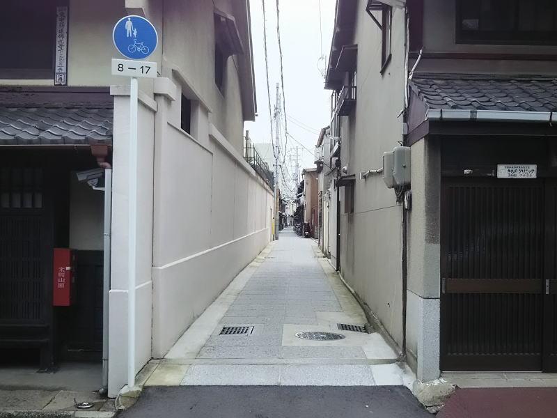 天使突抜通 ( 東中筋通 ) / 京都ブログガイド